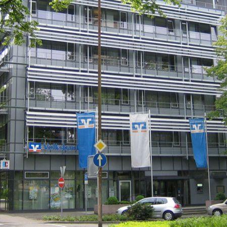 Volksbank Konstanz, Hauptstelle Lutherplatz