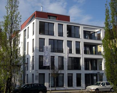 Spar- und Bauverein Konstanz eG, Geschäftsstelle im Paradies